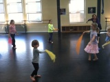 Modern Dance Lessons for Toddlers