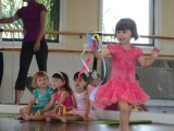 Why Creative Dance Classes are Great forPre-Schoolers